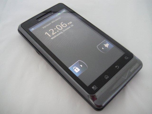 Verizon Motorola Droid 2 A955 Android Smart Phone 5MP camera Wifi clean ESN#