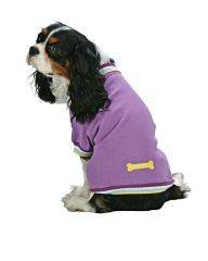 Medium Dog Golf Shirt - Lilac
