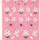 kawaii Mind Wave star angels sticker sheet
