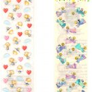 kawaii angels sticker sheet lot