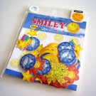 Harvey Ball sky and stars smiley sticker sack USED
