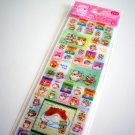 kawaii Q-lia hamu chan schedule sticker sheet