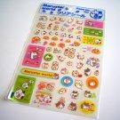 kawaii Point Inc. maruster world sticker sheet DAMAGED