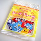 kawaii Kamio panda arrow sticker sack USED