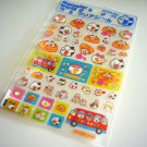 kawaii Point Inc. maruster world marubus hamster sticker sheet DAMAGED