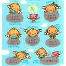 kawaii Point Inc. baby angel sticker sheet