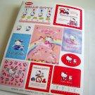 kawaii Sanrio hello kitty 1970 to 2001 sticker book USED
