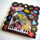 Q-lia musical instruments sticker sack