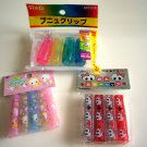 kawaii Kamio happy twinkle, skulls pencil caps and protector