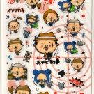 kawaii Crux old man sticker sheet