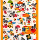 kawaii Kamio Japan candy holiday sticker sheet