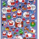 kawaii Kamio Japan santa claus christmas sticker sheet