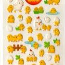 kawaii Mind Wave piyo piyo sticker sheet