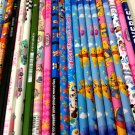 kawaii Kamio, Disney, Preco, Sakamoto wooden pencil lot
