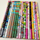 kawaii Preco, Kamio, Mind Wave, Vernal, Libre Co., Sanrio, wooden pencils lot