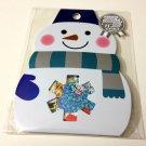 kawaii Mind Wave Snowman sticker sack