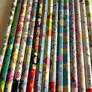 kawaii Kamio, Sanrio, San-x, Crux, 4B HB B wooden pencils