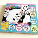 kawaii Kamio Japan mochi panda memo pad USED