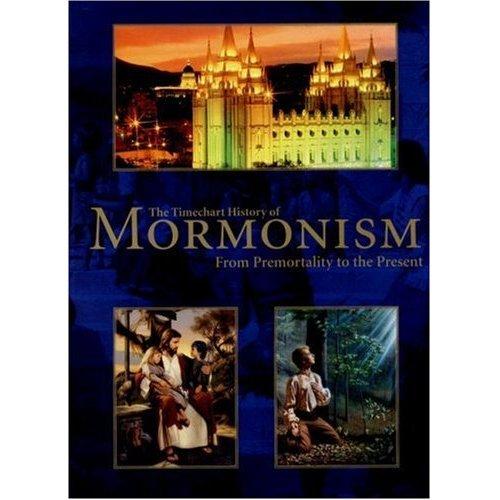 Timechart To Mormonism