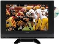Toshiba 19HLV87 19-inch LCD HDTV w/ Built-in DVD Player