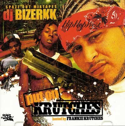DJ Bizerkk - Put On Krutches