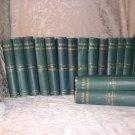 HARPER'S 1870's editions 17 vol. COMPLETE WILKIE COLLINS novels