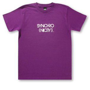 GRANIPH Syncronicity Tee - Purple