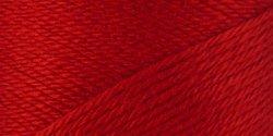 Caron Simply Soft Yarn No Dye Lot 3 oz Skeins ~ Autumn Red 2721