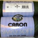 Caron Simply Soft Yarn No Dye Lot 6 oz Skein - Dark Sage 9707