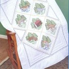 Jack Dempsey Stamped Lap Quilt Top ~ Great Outdoors 940313
