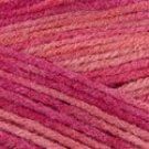 Caron Natura Prints Rainbow Tones ~ Country Rose 600