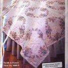 Tobin Design Works Quilt Blocks to Embroider ~ Scrolls & Flowers 288008