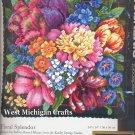 Dimensions Needlepoint Kit Floral Splendor 20011