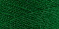 Caron Natura One Pound Yarn 16 ozs - 1 Skein Kelly Green 510