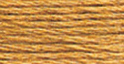 DMC Embroidery Floss 100% Cotton 8.7 yds (8 m) ~ 117-436 Tan