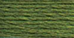 DMC Embroidery Floss 100% Cotton 8.7 yds (8 m) ~ 117-469 Avocado Green