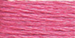 DMC Embroidery Floss 100% Cotton 8.7 yds (8 m) ~ 117-603 Cranberry
