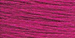 DMC Embroidery Floss 100% Cotton 8.7 yds (8 m) ~ 117-718 Plum