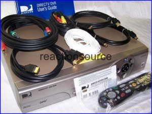 DIRECTV HR10-250 HD DVR TIVO with 750GB Hard Drive Upgrade