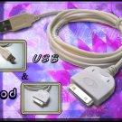 USB 2.0 DATA CABLE for iPod NANO, Video, Mini etc.