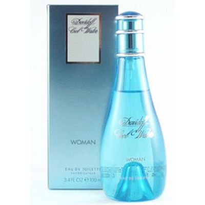 Cool Water Woman by Davidoff - Eau de Toilette Spray