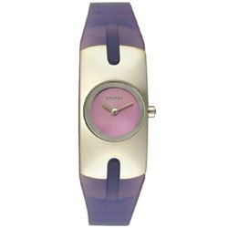 DKNY Women's Purple Dial Purple Strap Watch