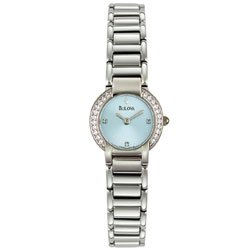 Bulova Women's Swiss Quartz Diamond Watch