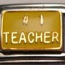 #1 TEACHER ITALIAN CHARM/CHARMS SCHOOL STUDENT