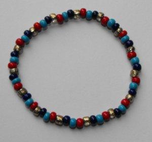 R W B Bracelet #B0080