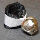 Bear Bell Small Silver- #BBSS