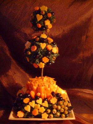 Rima Veggie with Cheese Tree