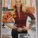 Elle Magazine Jessica Simpson September 2008 Cover