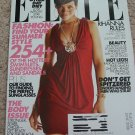 Elle Magazine Rihanna June 2008 Cover
