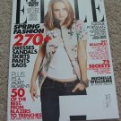 Elle Magazine Natalie Portman April 2008 Cover